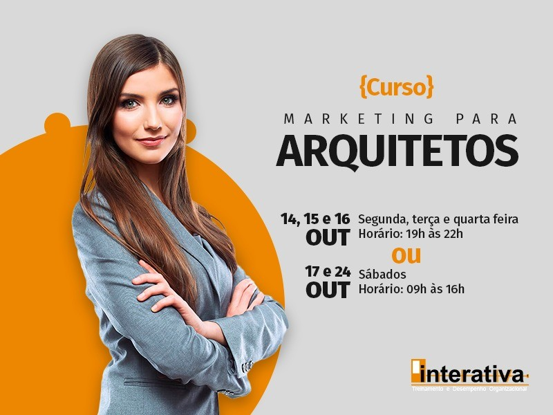 Curso Marketing para Arquitetos